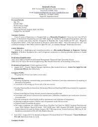 cv format for biomedical engineers salary range medical service engineer sle resume biomedical engineer sle