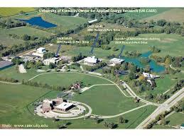 uky map of kentucky center for applied energy research
