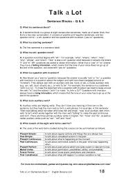 5 talk a lot elementary book 1
