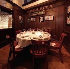 bridgeview room hospitality design for private dining smith and
