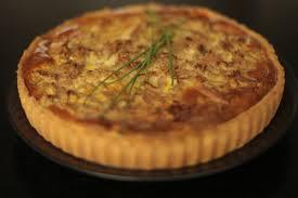 recette hervé cuisine recette de la tarte au thon poivron et herbes par hervé cuisine