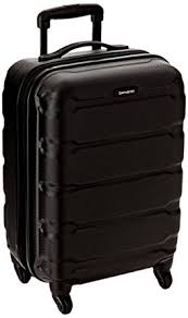 black friday carry on luggage amazon com samsonite omni pc hardside 20 inch one size spinner
