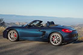 porsche dark blue metallic porsche boxster 981 dark blue metallic pretty things pinterest
