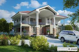 4 bhk duplex house plan home design plans indian style portman