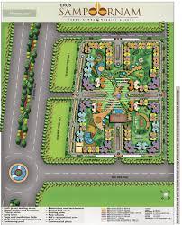 Eros Map Eros Sampoornam Noida Extension Eros Sampoornam Noida