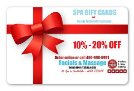 gift card sale s day spa gift cards