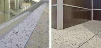 Metal Transition Strips Flooring by Terrazzo Design U2013 Ncta