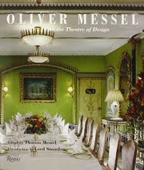 Home Theater Design Books Oliver Messel In The Theatre Of Design Thomas Messel Stephen