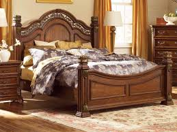 king poster bedroom set furniture messina estates king poster bed