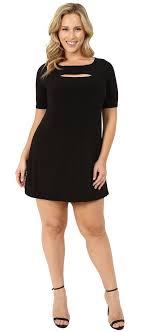 18 plus size black dresses with sleeves webb