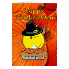 happy thanksgiving pilgrim turkey greeting cards zazzle
