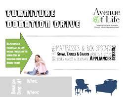 donate sleeper sofa in kind donations