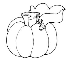 halloween is here coloring you draw pumpkin clip art library