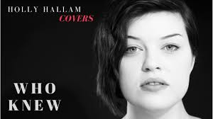 who knew cover by holly hallam backyard sessions youtube