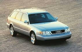 2011 Audi A6 Wagon 1998 Audi A6 Information And Photos Zombiedrive