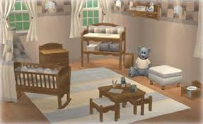 country for the sims 2 sims design avenue campagne nursery set
