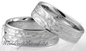 wedding bands sets his and hers matching wedding rings his and wedding ring set 7 00mm and