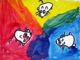 60 best colour unit images on pinterest kindergarten art