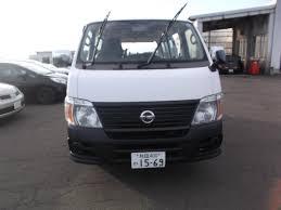 nissan caravan high roof used nissan caravan 2007 best price for sale and export in japan