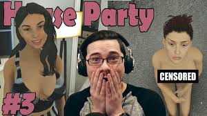 house party game ashley sucks blackmailing madison house party ep 3 youtube
