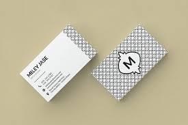Best Minimal Business Cards 7 Clean Minimal Business Cards Business Card Templates