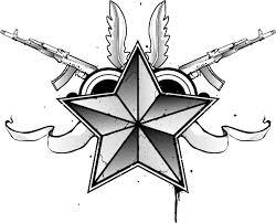 nautical star tattoo design tattoomagz