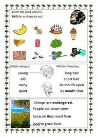 a worksheet to practise geographical features esl worksheets