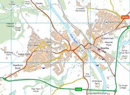 England On Map Town Maps Bewdley Town Council Bewdley Worcestershire Bewdley