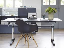 Adjustable Height Office Desk by Usm Kitos M Height Adjustable Office Desk By Usm