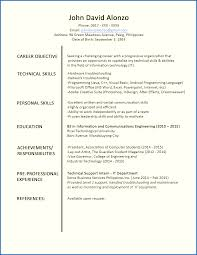 resume template format resume template sle embersky me