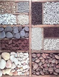 Garden Mulch Types - types of stone mulch gardening u0026 landscaping i pinterest