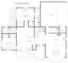 Map Maker Free Floor Plan Maker Draw Floor Plans With Floor Plan Templates