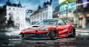 mitsubishi 3000gt speedhunters mitsubishi 3000gt need for speed by yasiddesign on