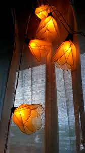 Patio Hanging Lights by 80 Best Lights Images On Pinterest Flower Fairies Flower