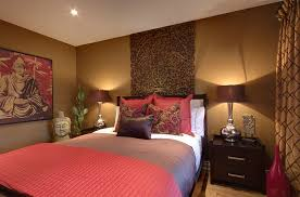 Asian Inspired Bedrooms Design Ideas Pictures - Color theme for bedroom