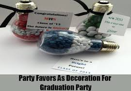 unique graduation favors unique graduation party decoration ideas how to decorate a