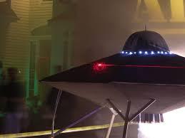 Halloween Lighting Effects Ideas by Ufo Invasion At Area 51 Halloween Display Halloween Displays