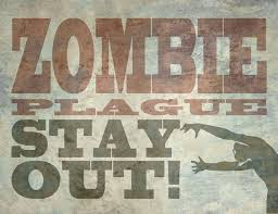 Zombie Decorations 17 Best Zombie Signs Images On Pinterest Halloween Zombie