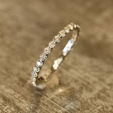 gold wedding rings for women best 25 thin diamond wedding band ideas on
