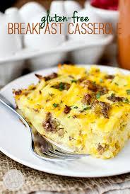 gluten free breakfast casserole iowa eats