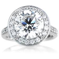silver zirconia rings images Cute cz diamond rings canada sterling silver cubic zirconia round jpg