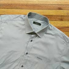 Jual Kemeja Pria Cardin jual beli kemeja cardin basic shirt lengan panjang