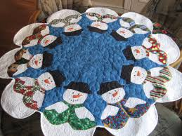 quilts table toppers