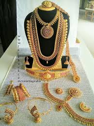 bridal set for rent ezwed sri swarnaprabhu jewellery bridal jewellery rental in