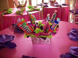 centerpieces with candy centerpieces candy dinomomma decoration