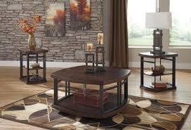 trent austin design mckenzie 3 piece coffee table set u0026 reviews