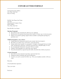 Covering Letter In Word Format by Cover Letter Format Microsoft Word