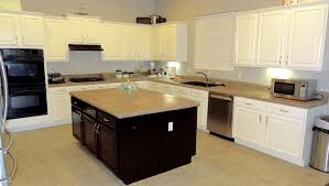 how to paint kitchen cabinets white without sanding home design