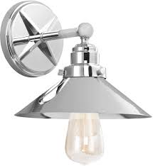 Chrome Wall Sconces Wall Lights Interesting Chrome Wall Sconce Fascinating Chrome
