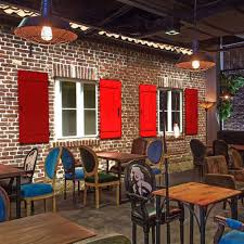 Livingroom Cafe Online Buy Wholesale Retro Mural Wallpaper For Cafe From China